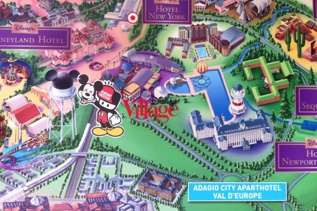 the hat kid street-art Disney stickers